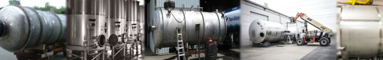 Stainless Steel Tanks banner