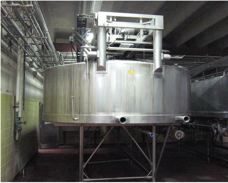 Dairy Tank