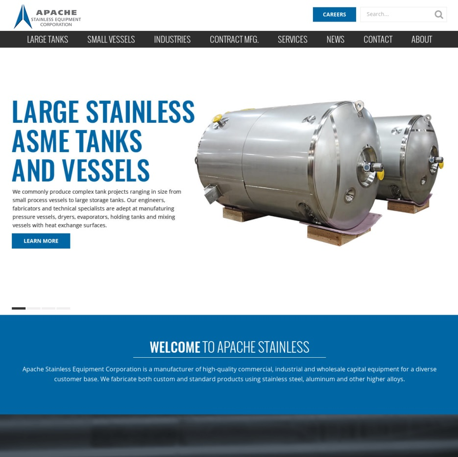 Stainless Steel Tank Manufacturers Suppliers