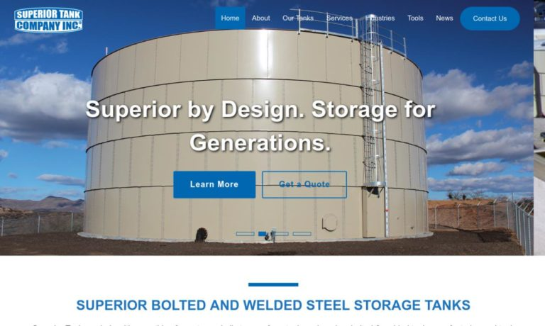 Superior Tank Co., Inc.