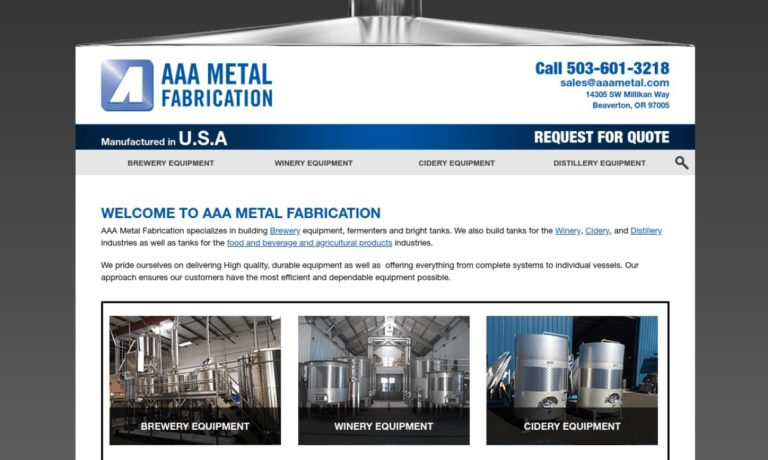 AAA Metal Fabrication