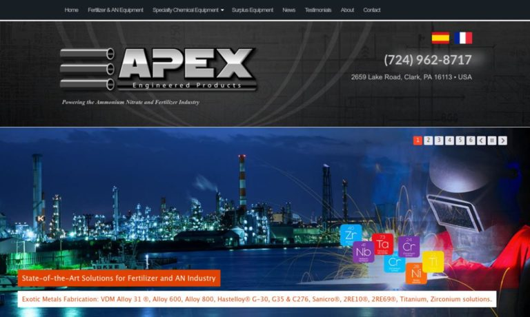 APEX Engineered Products