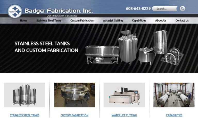 Badger Fabrication, Inc.