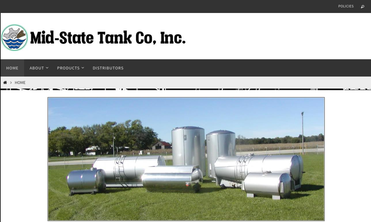 Mid-State Tank Company, Inc.