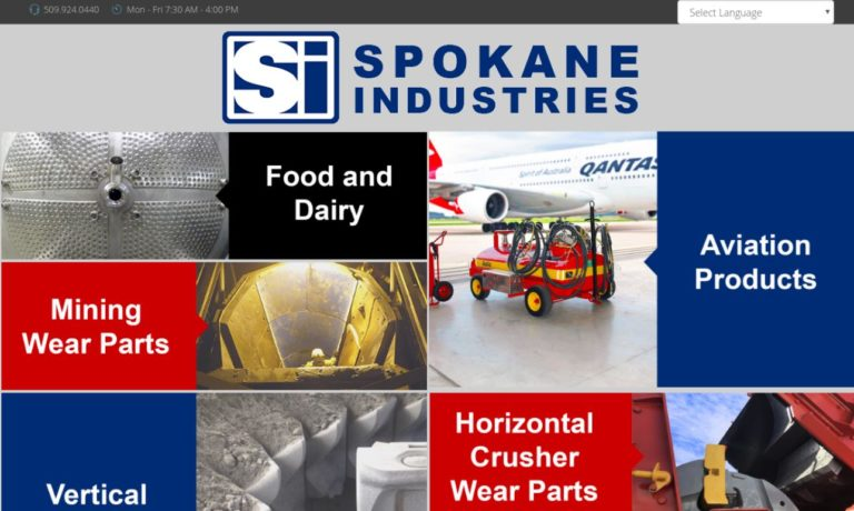 Spokane Industries