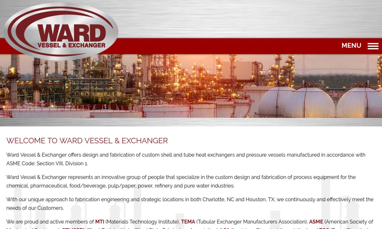 Ward Vessel and Exchanger Corporation