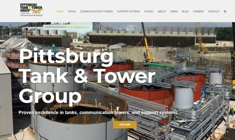 Pittsburg Tank & Tower Company, Inc.