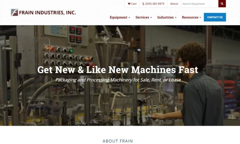 Frain Industries, Inc.